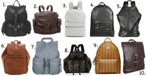 backpack purse trend