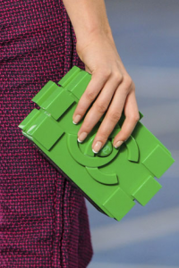 Chanel Spring 2013 manicure