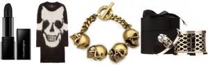skull halloween accessories