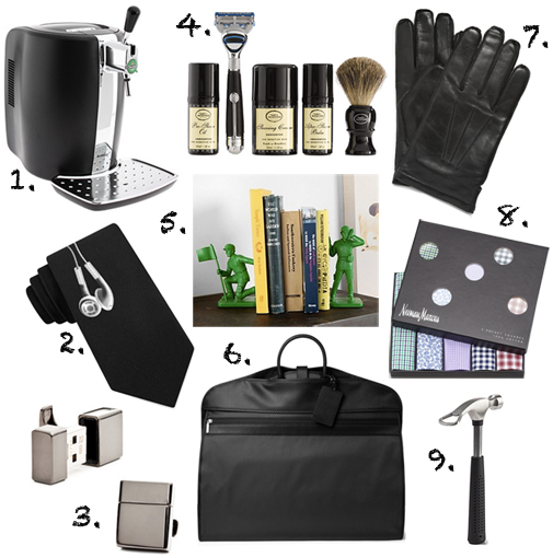 manly gift guide
