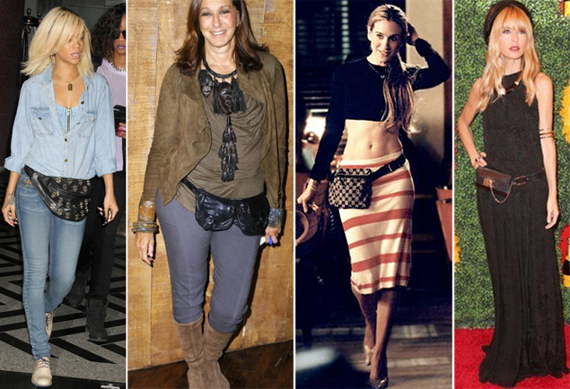 famous fanny packs comeback