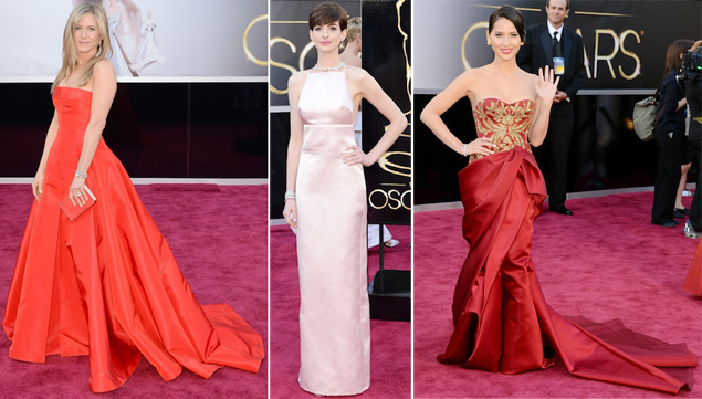 oscars 2013 worst dressed
