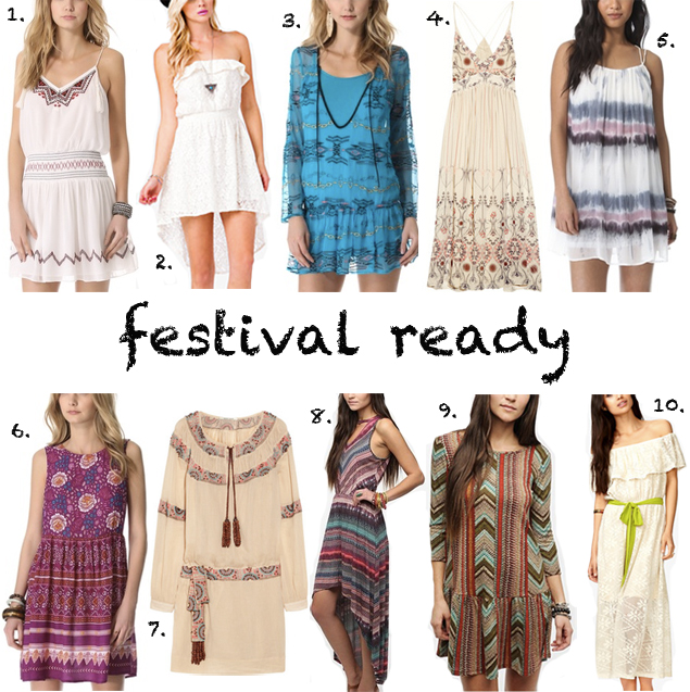 dresses for coachella
