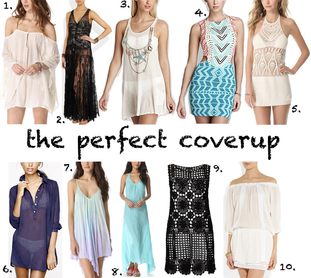 bathing suit coverups