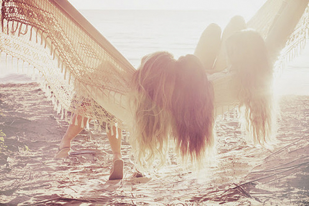 beach hammock girls