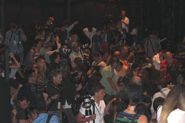 camera pit