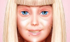 barbie no makeup