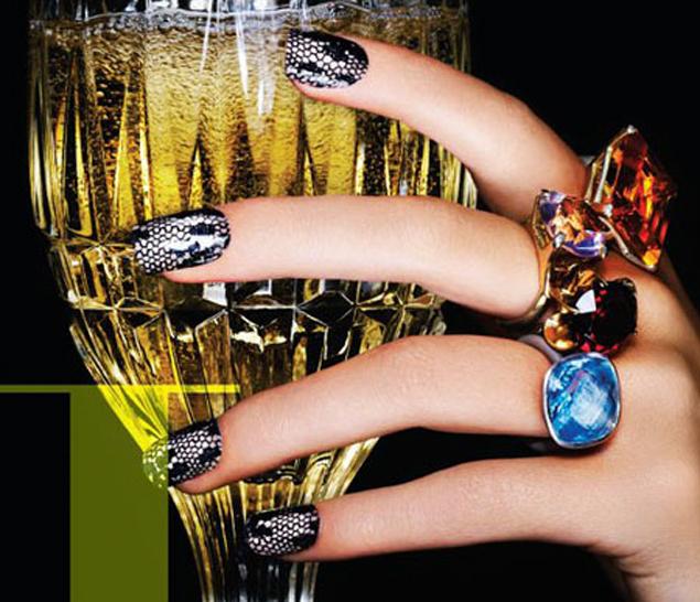 nail art rings