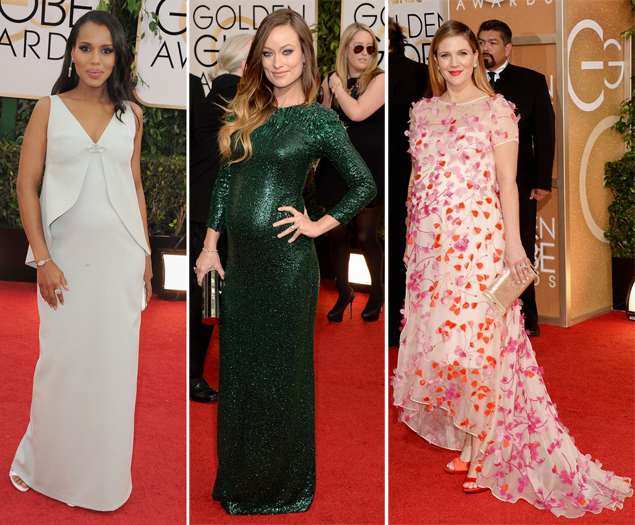 kerry-washington-olivia-wilde-golden-globes