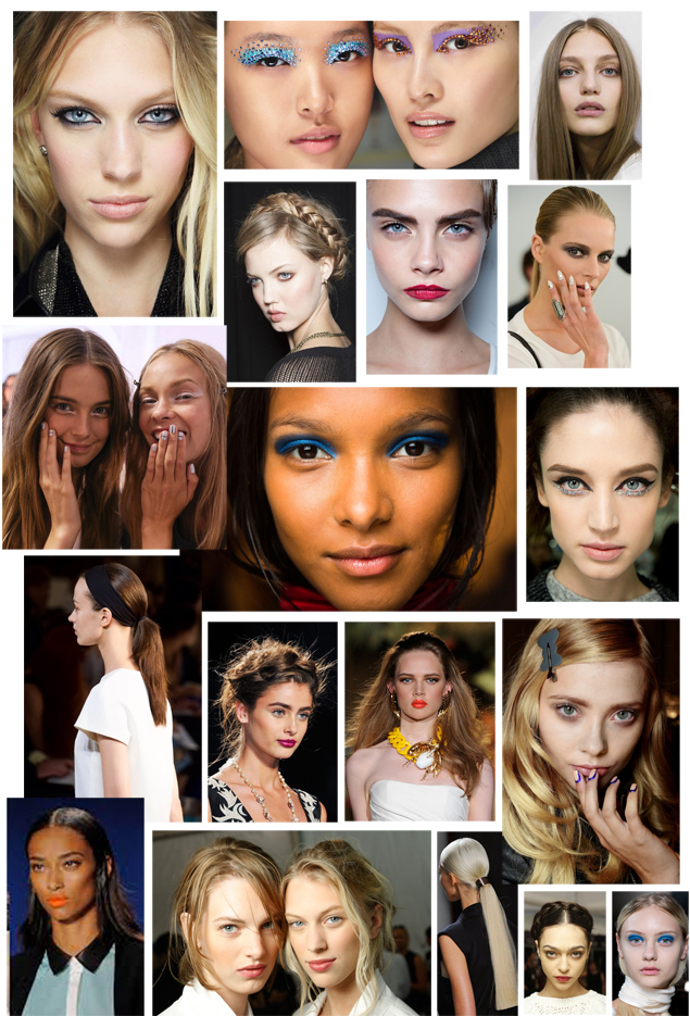 spring 2014 beauty