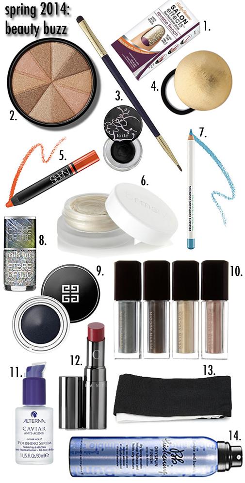spring makeup trends