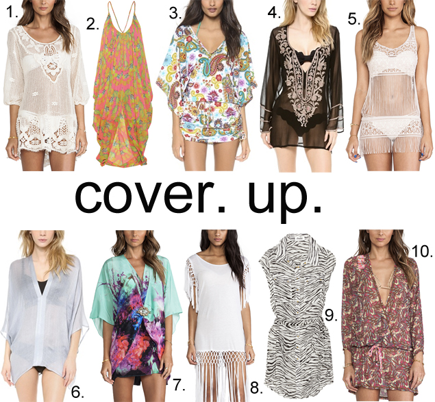 swim coverups