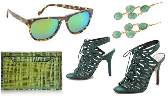 green-accessories