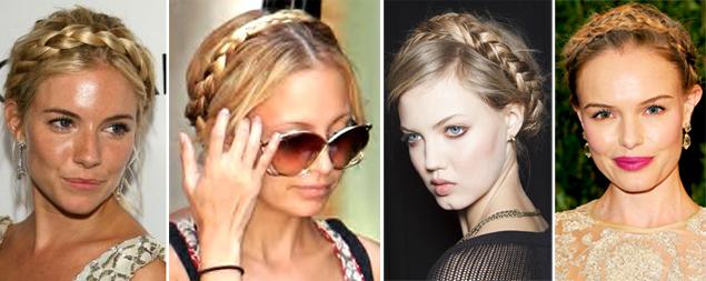 celebrity braid
