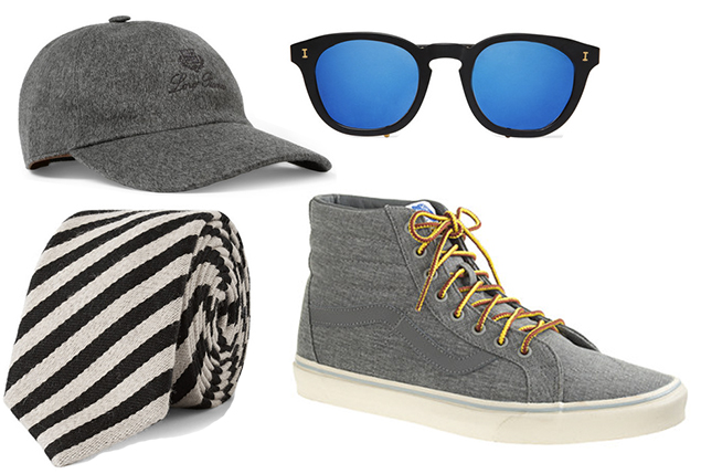 mens accessories vans jcrew loro piana marwood