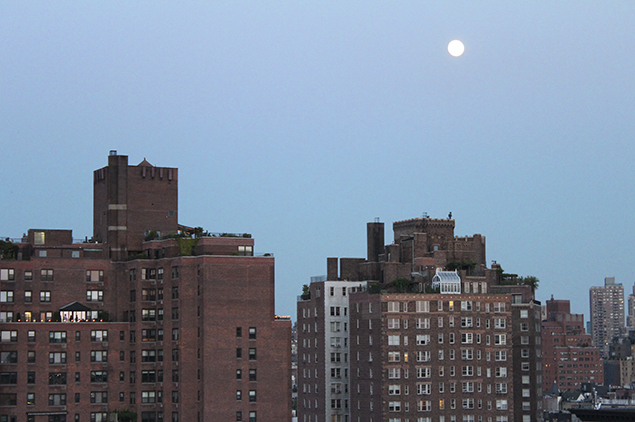 super moon nyc