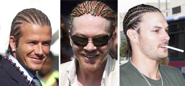 famous men braids