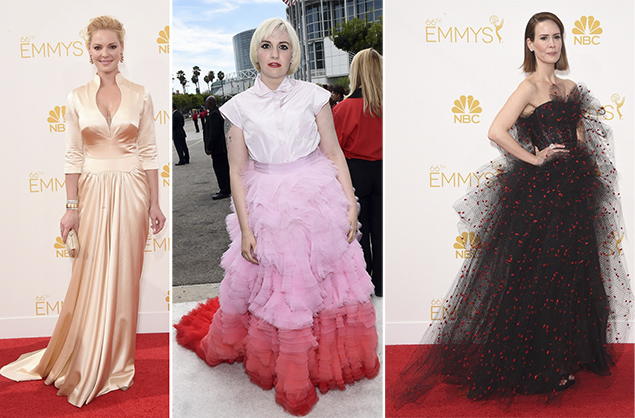 emmys red carpet worst dressed