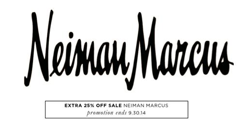 neiman marcus coupon code