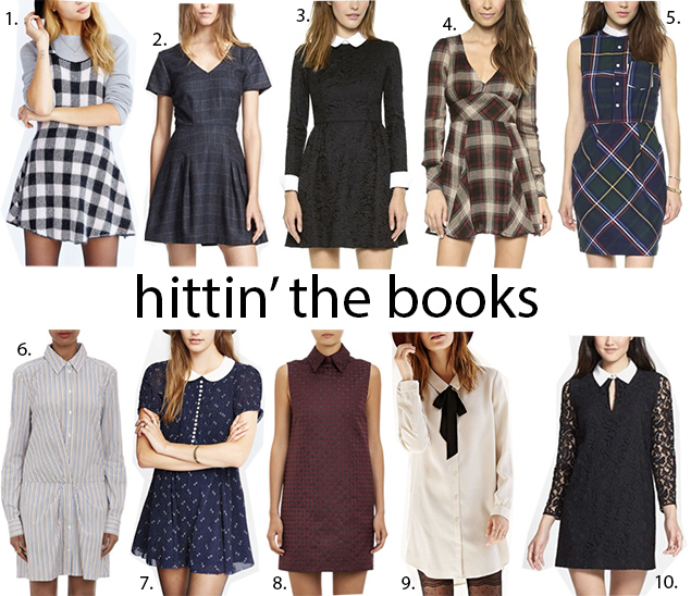 back to school fall dresses