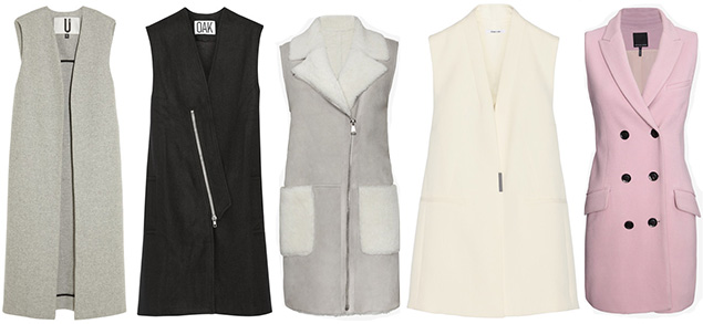 fall fashion trends long vest
