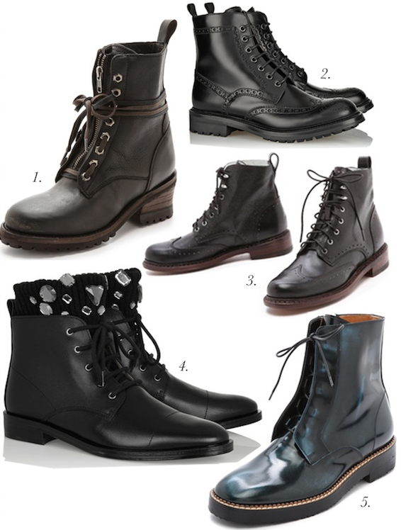 best fall combat boots