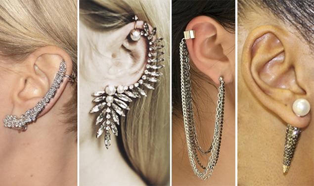 celebrity ear cuffs
