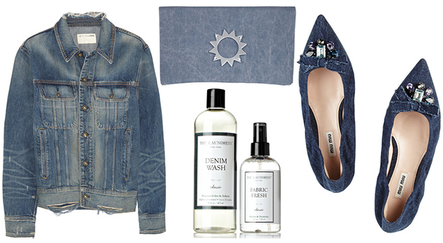 denim accessories