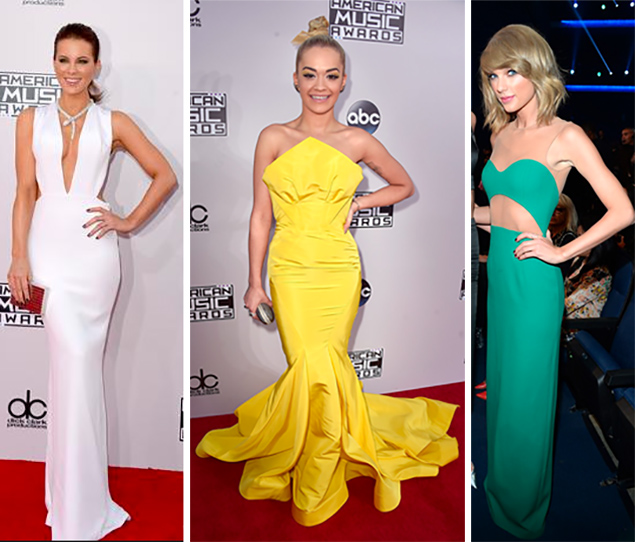 taylor swift rita ora american music awards