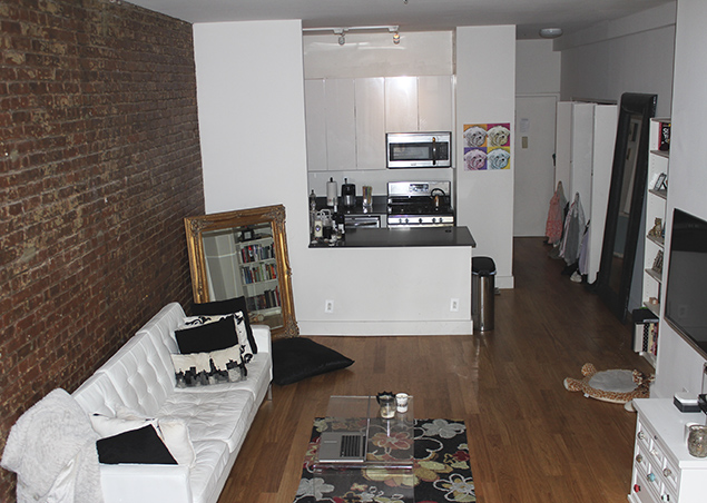 west village studio apartment