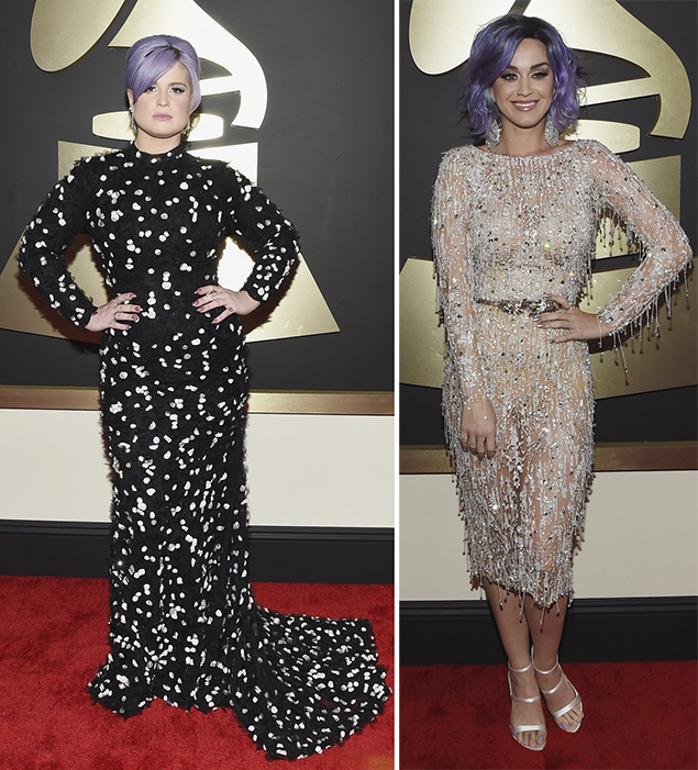 katy perry kelly osbourne grammys