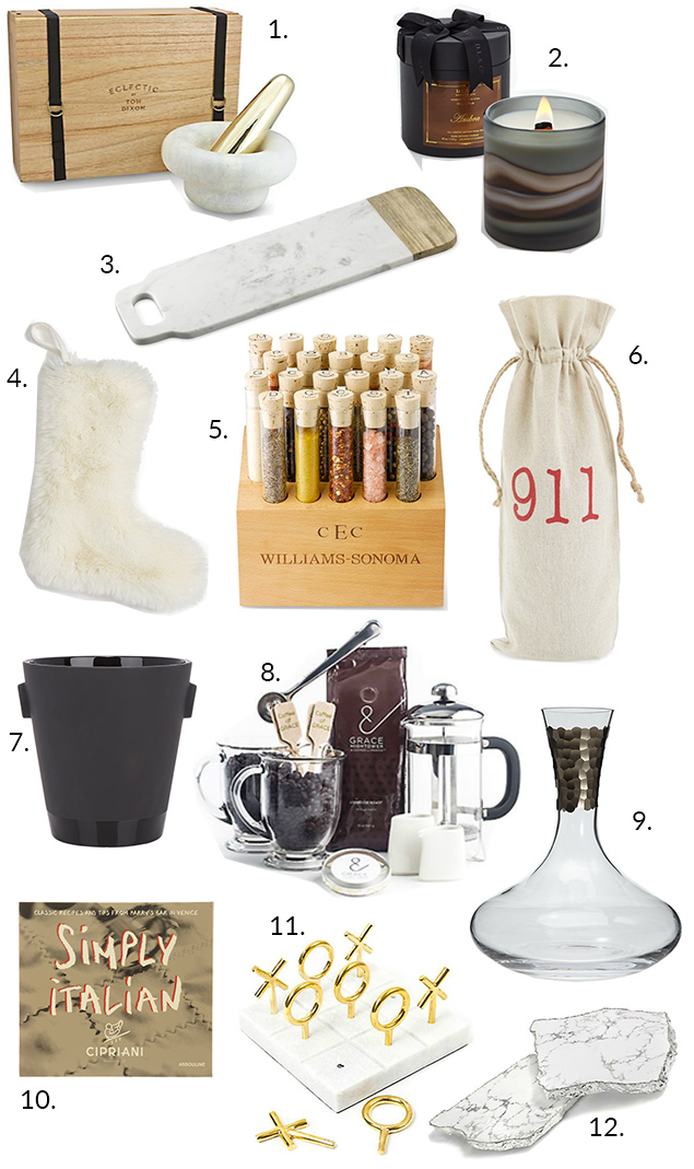 hostess gifts holiday