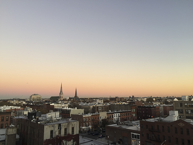 greenpoint-brooklyn-sunset