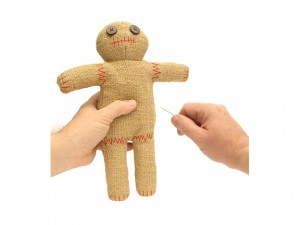 Voodoo Dolls - Large