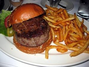 black label burger