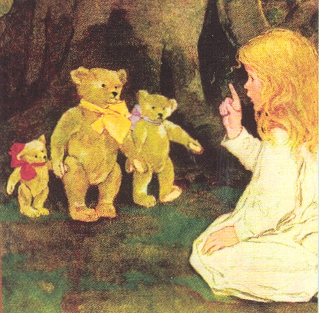 goldilocks-and-the-three-bears-photo-album-460