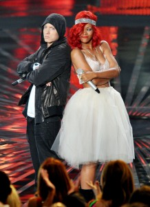 Eminem, Rihanna