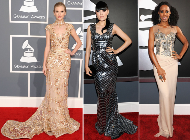 grammys 2012 best dressed