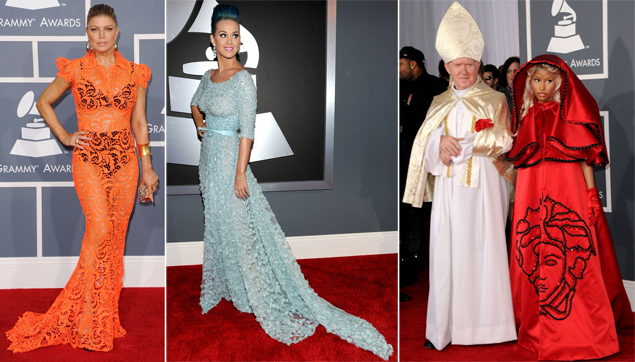 grammys 2012 worst dressed