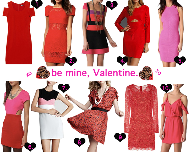 valentines day dresses