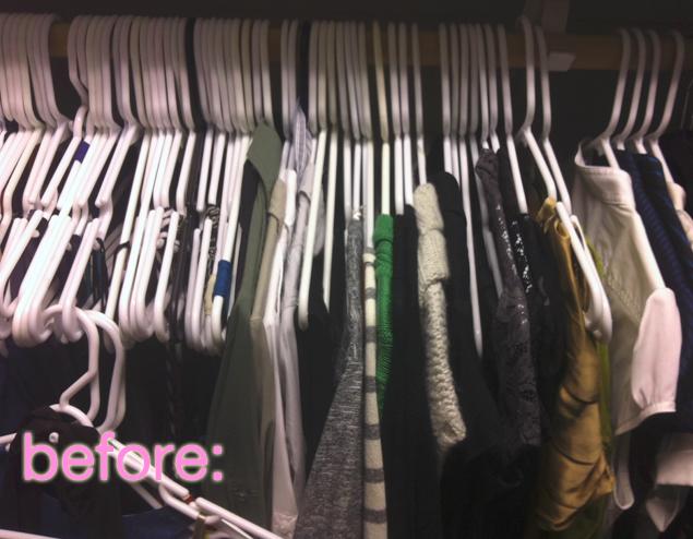 closet plastic hangers