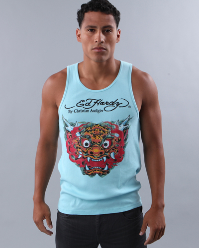 ed hardy man tank top