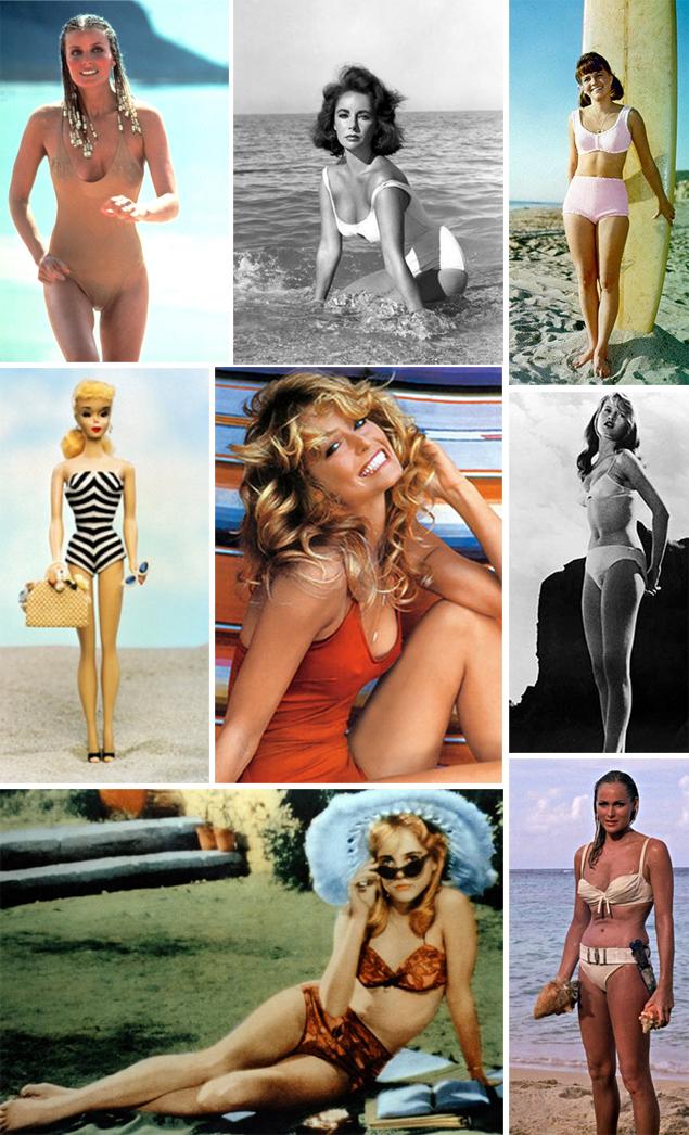 iconic bikinis