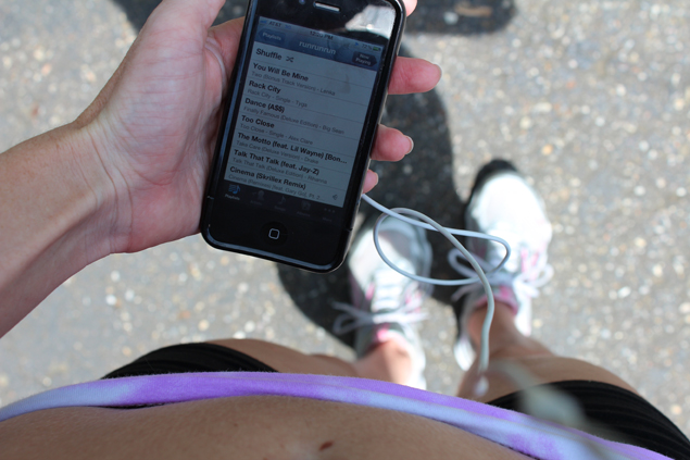 ipod running playlist