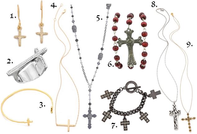 rosary jewelery