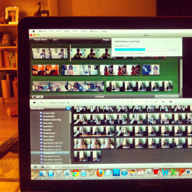 imovie mashup