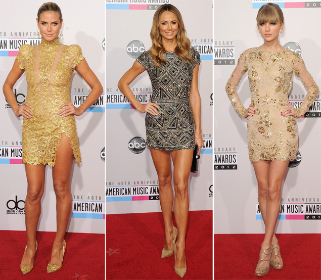 heidi klum stacy kiebler taylor swift ama